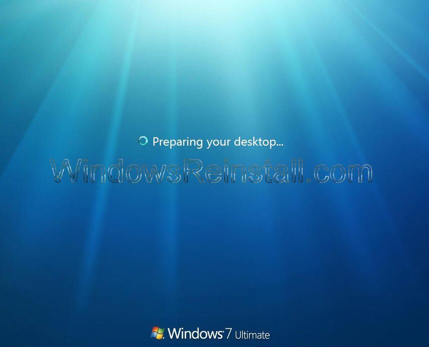 A complete step-by-step on reinstalling Windows 7 from scratch